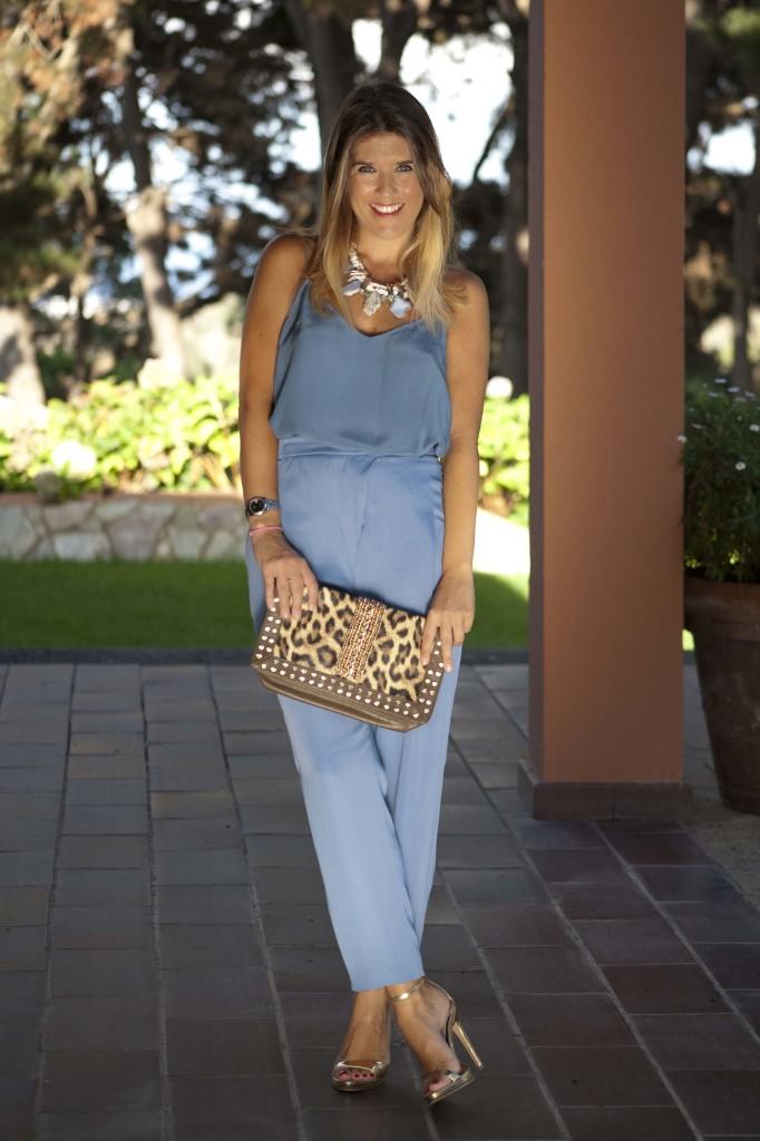 Marta Ibrahim - Chic blue