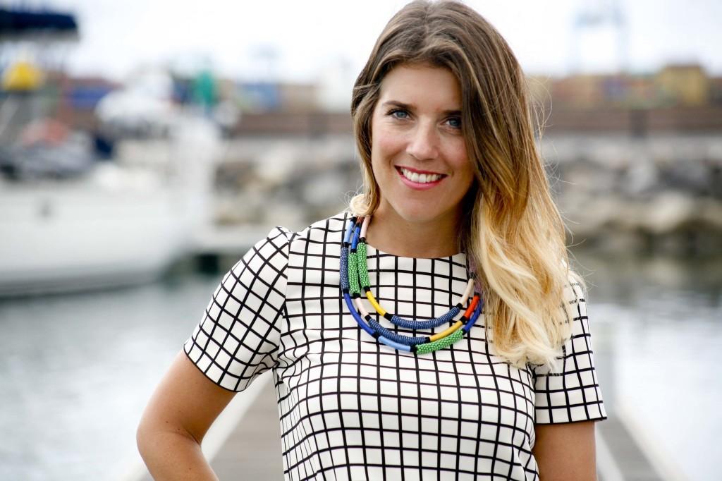 Marta Ibrahim - palmeras en el mar