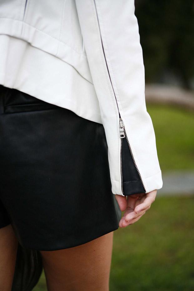 Marta Ibrahim - White leather 0