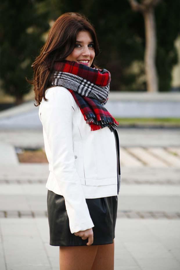 Marta Ibrahim - White leather 7