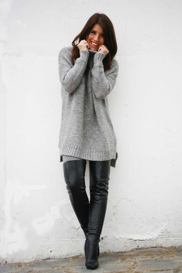 Marta Ibrahim - Cozy Grey 1