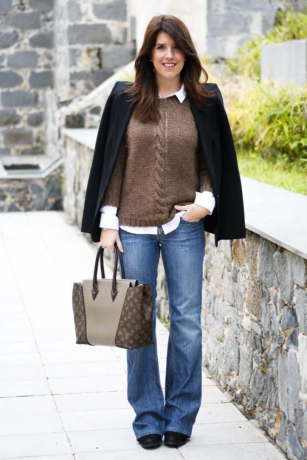 Marta Ibrahim - Jeans campana 1