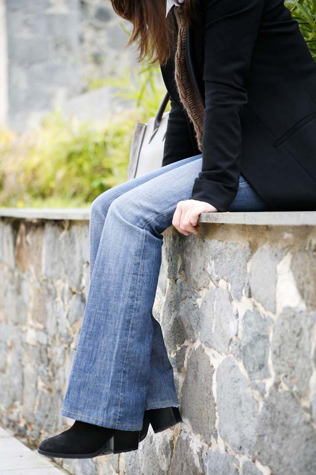 Marta Ibrahim - Jeans campana 3