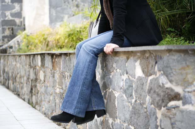 Marta Ibrahim - Jeans campana 4