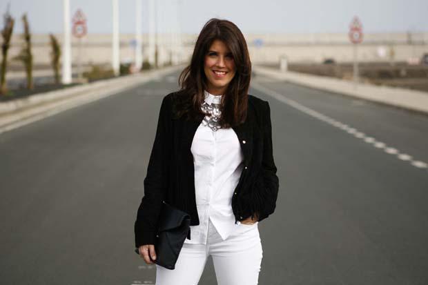 Marta Ibrahim - black fringes 10