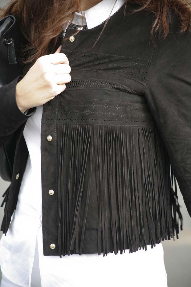 Marta Ibrahim - black fringes 2