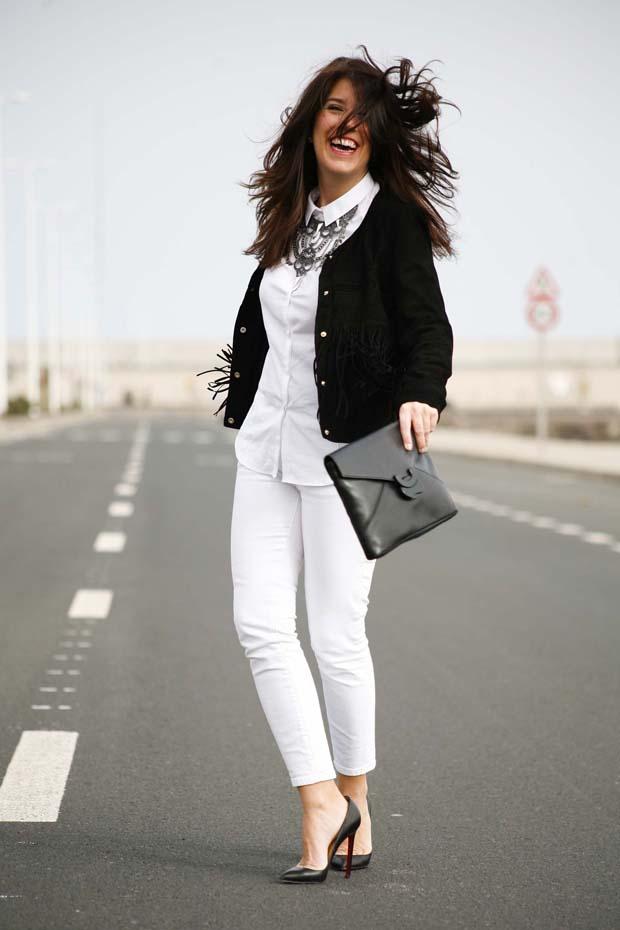 Marta Ibrahim - black fringes 5