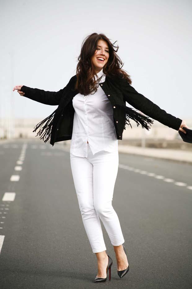 Marta Ibrahim - black fringes 6