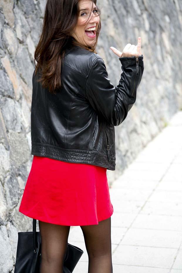 Marta Ibrahim - red 8