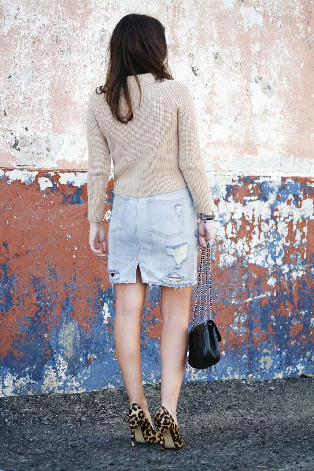 Marta Ibrahim - ripped skirt 4