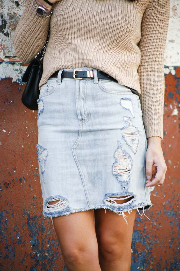 Marta Ibrahim - ripped skirt 5