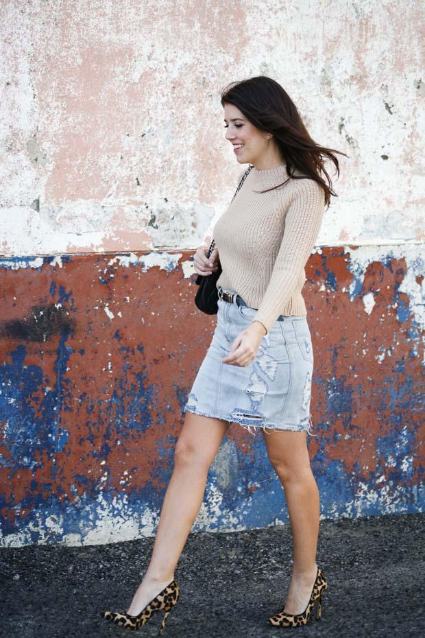 Marta Ibrahim - ripped skirt 8