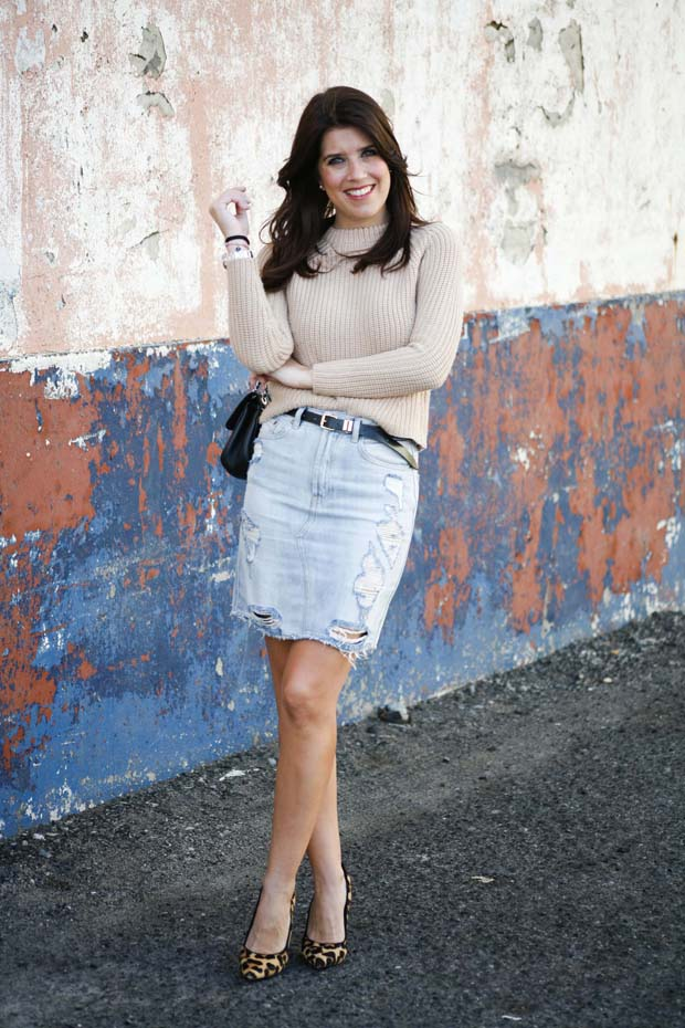 Marta Ibrahim - ripped skirt 9