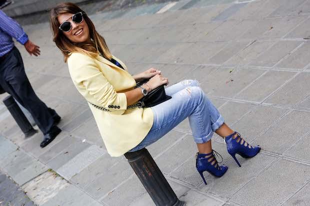 Marta Ibrahim - Love my sandals