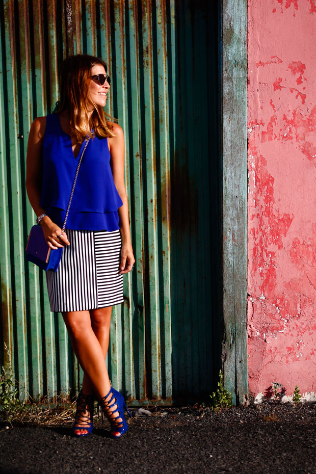 Marta-Ibrahim-stripes-skirt-2